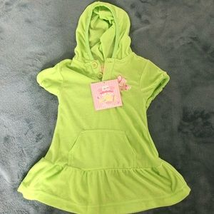 Little Girls Beach Coverup